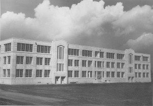 Engineering Building, June 12, 1949