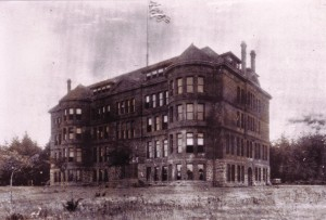 West Hall, ca1892