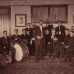 Columbia University Orchestra, 1904 Click to enlarge photo