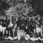 Columbia University Band, 1904 Click to enlarge photo