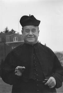 Rev. John Delaunay, C.S.C., 1941