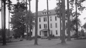 St. Mary's Convent, ca1940 (University Archives photo, click to enlarge image)