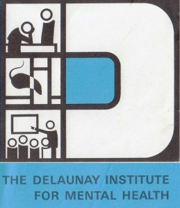 Delaunay Institute Brochure Cover, 1987