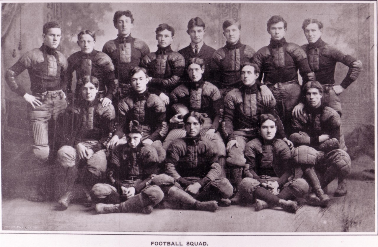 1903 Columbia University Football Team