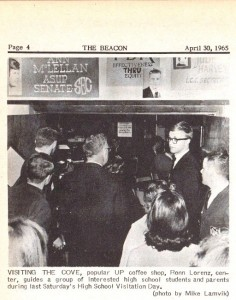 The Beacon, April 30, 1965 (University Archives)