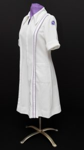 Student nurse uniform, c.1970s