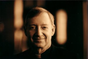 Rev. Ronald Wasowski, C.S.C., 2001 (University Archives)
