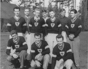 1948-49 Ski Team1949 Log (University Museum)