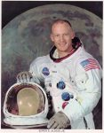 Brushes with Fame: Buzz Aldrin