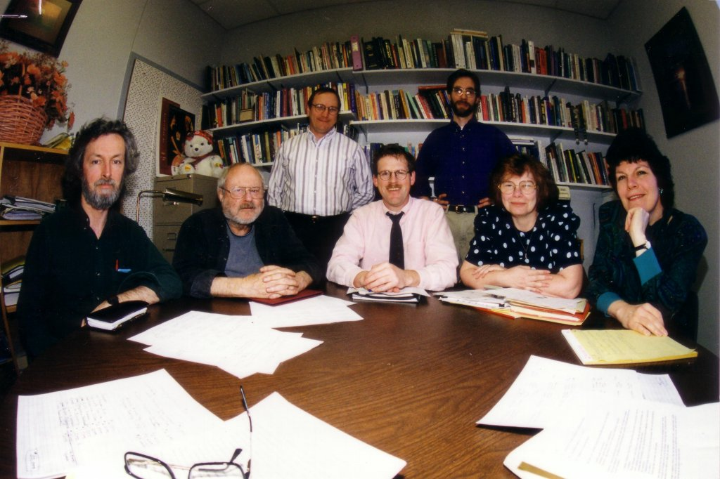 Communications Studies Faculty, 1999
