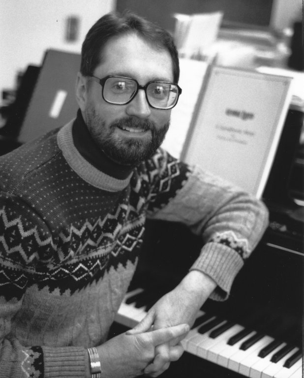 Dr. Kenneth Kleszynski, ca1992