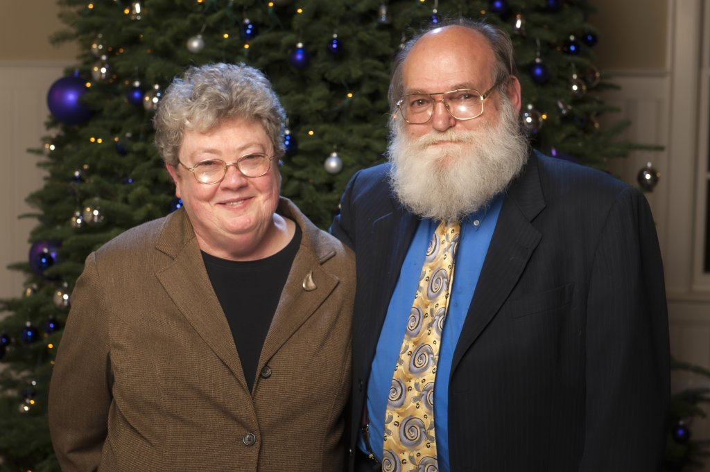 Ronda and Raymond Bard, 2013