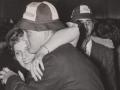 Freshmen wearing beanies, 1963