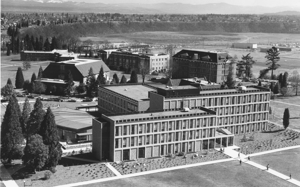 Buckley Center, 1971