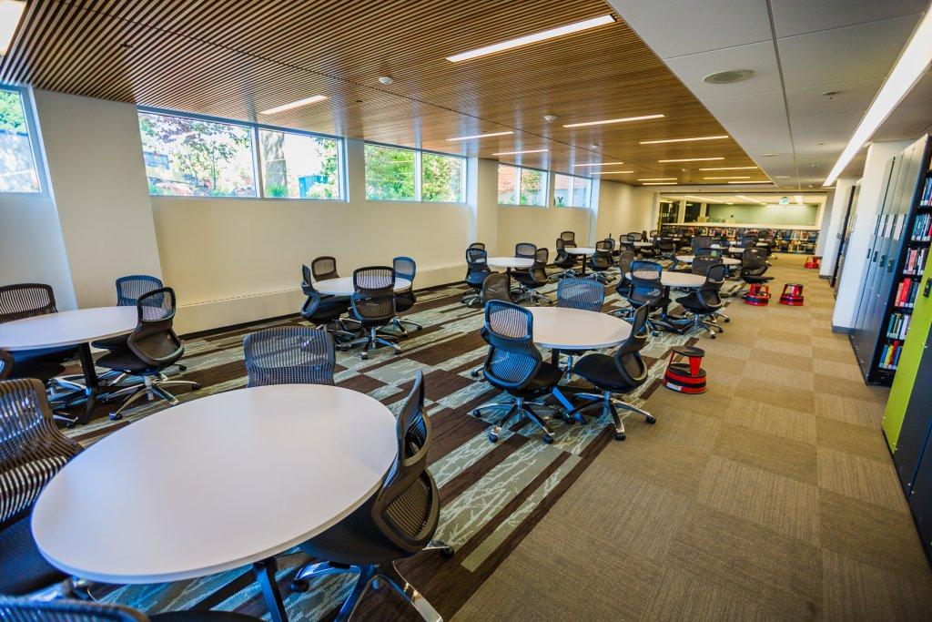 Clark Library 2013 Lower Level