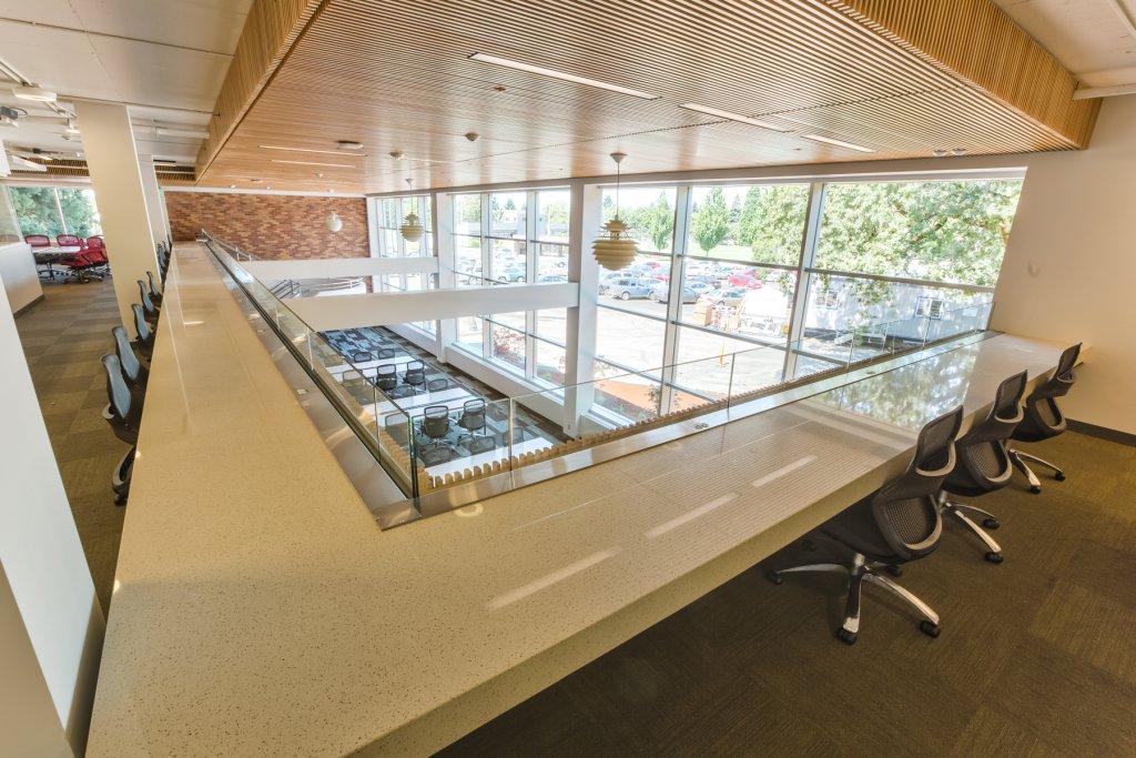 Clark Library 2013 Upper Level