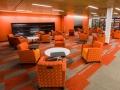 Clark Library 2013 Fireplace Area