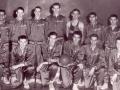 Columbia Prep Basketball Team, 1955