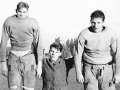 Joseph Hoagland, John Beckman, Don Gillis, ca1938