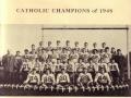 Columbia Prep Football, Catholic Champions of 1948