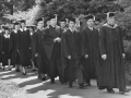 Graduates led by Brother Godfrey Vassallo, 1944
