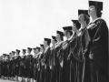 Women graduates, 1957