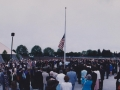 Raising the Flag, 1991