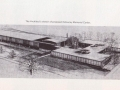 Artist's Sketch of Proposed Delaunay Memorial Center, 1961 Log