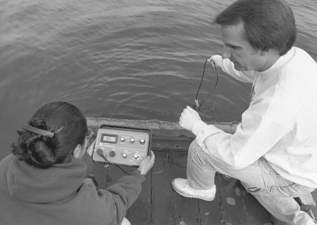 Tillamook Bay Research, 1997