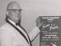 Fr. George Dum, C.S.C. in Performance Tuxedo, 1968