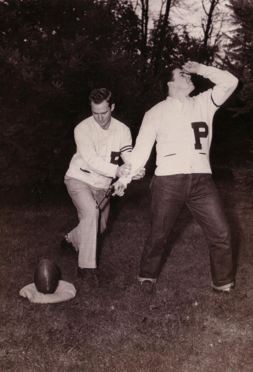 Mourning the End of Football at University of Portland, 1950