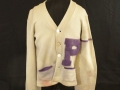 Emmett Barrett's Letterman Sweater, 1948