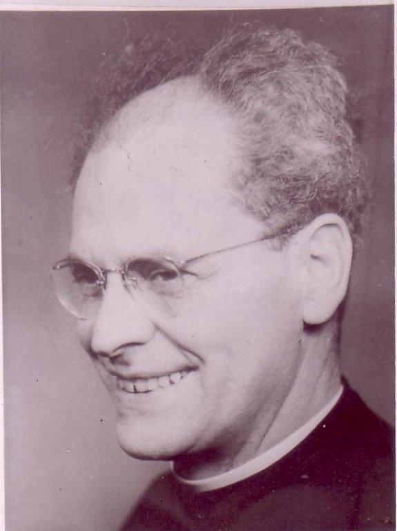 Rev. John Molter, 1959