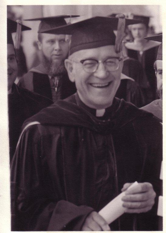 Rev. Roland Simonitsch, 1960s