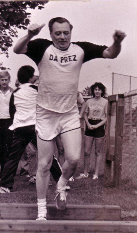 Bro. Raphael Wilson parcourse, 1980
