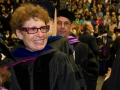 Dr. Kate Regan, 2014 commencement