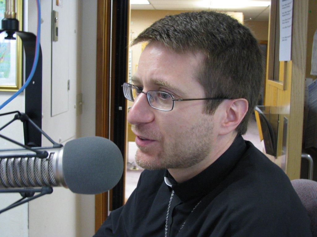 Fr. Charlie McCoy, C.S.C., 2007