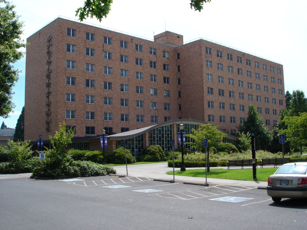 Mehling Hall, August 2008