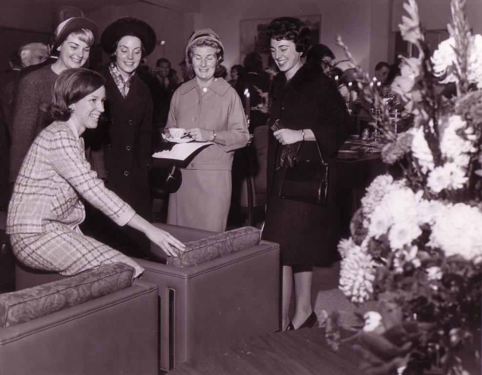 Mehling Hall Dedication, November 1964
