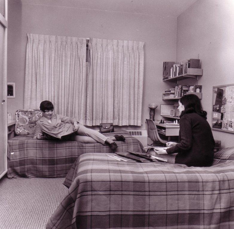 Mehling Hall Room, 1965