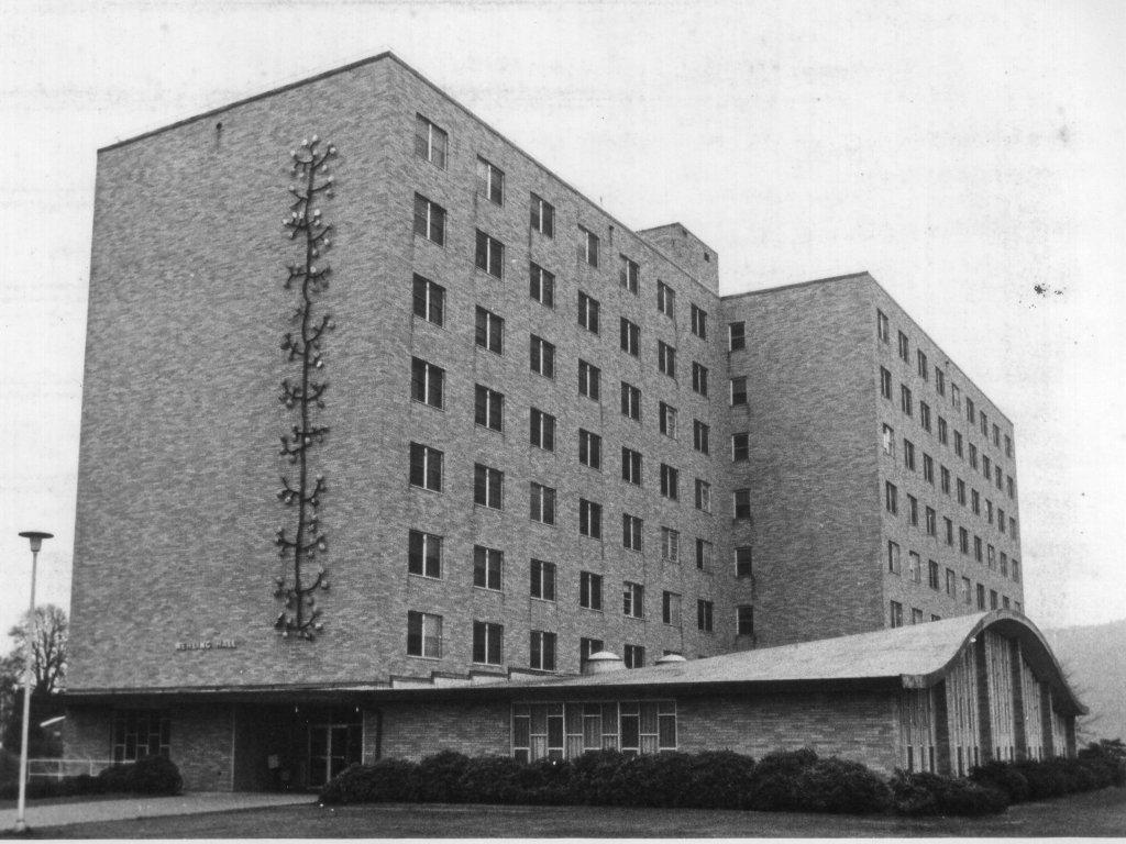 Mehling Hall, ca.1970