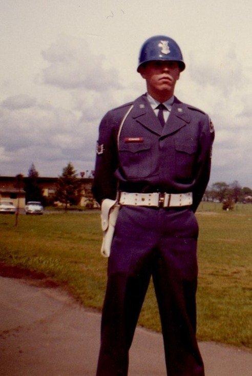 Doug Edwards '67, 1963