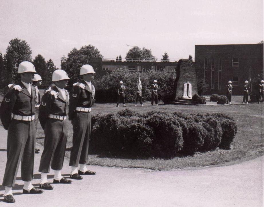 Military Mass, 1961