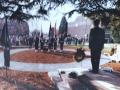 Dedication circle, 1990