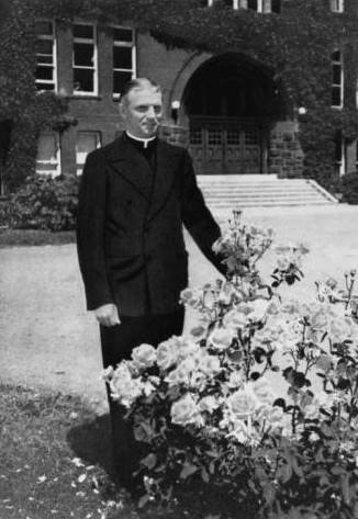 1946-1950 Rev. Theodore Mehling, C.S.C., 11th President