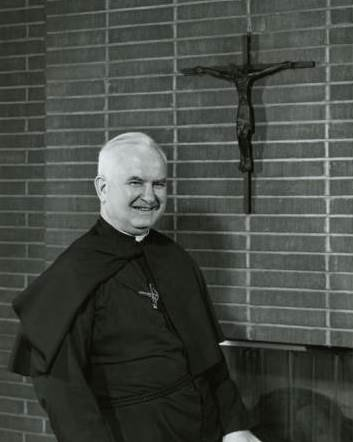 1955-1962 Rev. Howard J. Kenna, C.S.C., 14th President