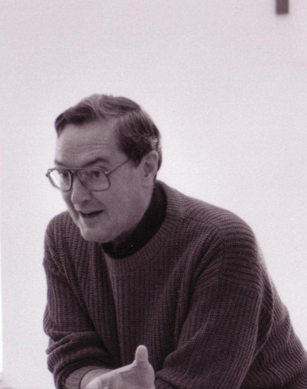 Rev. Richard Berg, C.S.C., 1992