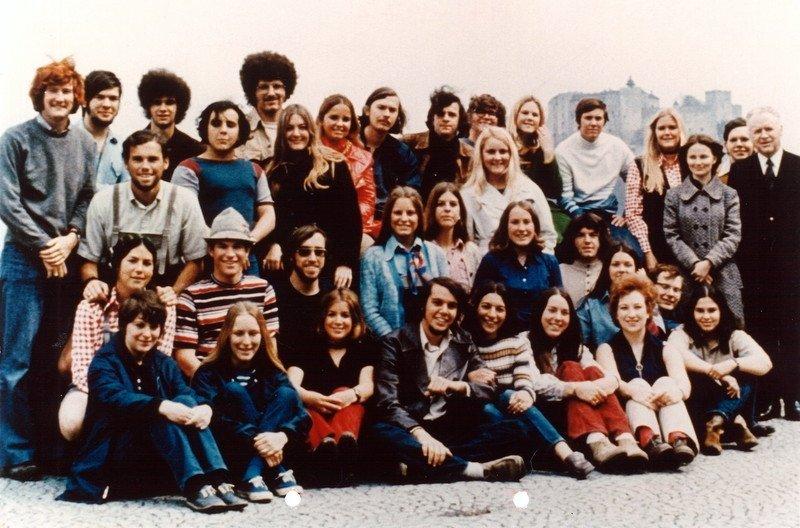 1971-72 Salzburg Group