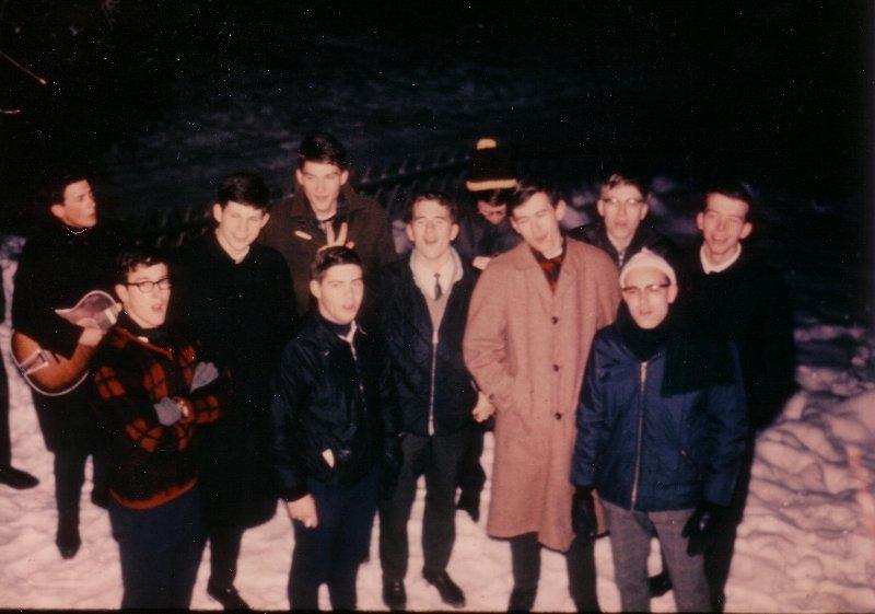 Salzburg Students 1964 65