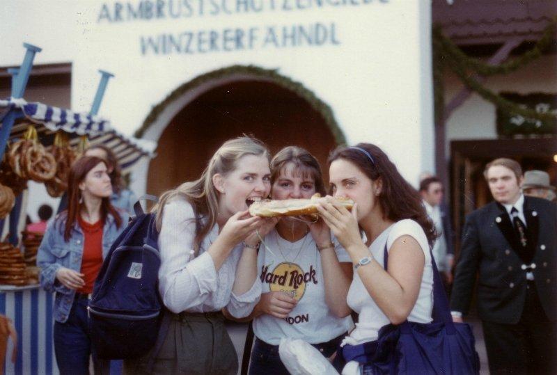 Munich Oktoberfest, 1981